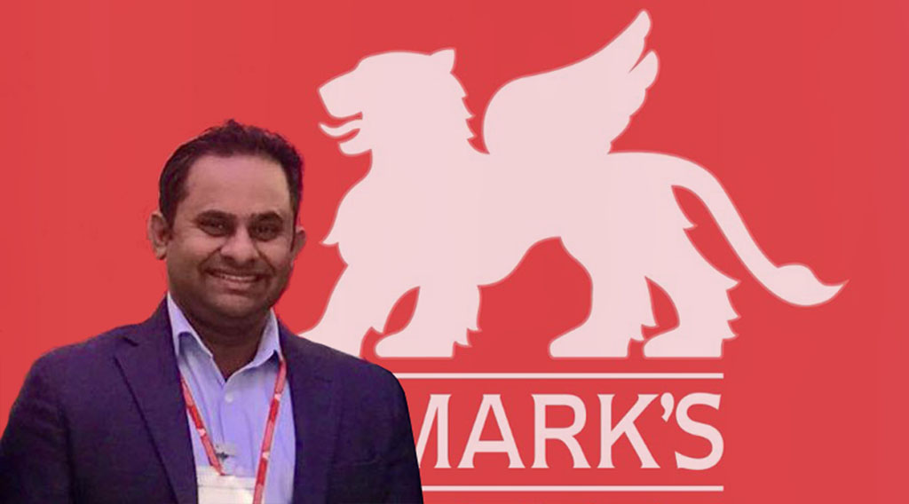 Dr Mohan at St Mark's Frontiers